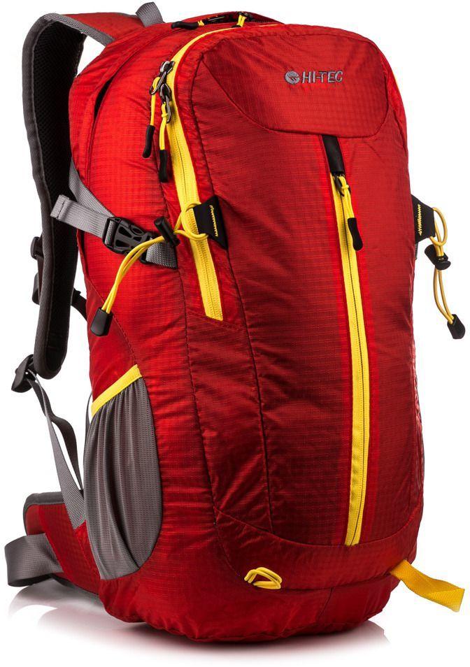 podgląd ogromna zniżka sprzedawane na całym świecie Hi-tec Plecak KABARI 25L RED/YELLOW ID produktu: 1309663