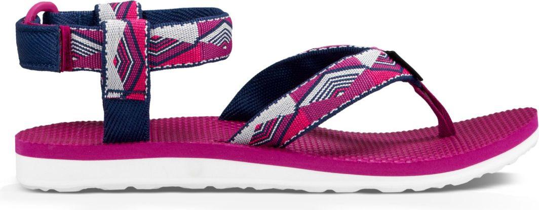 butik wyprzedażowy Najnowsza oficjalny dostawca TEVA Sandały W'S Original Sandal Różowy r. (1003986-PRPB-10) ID produktu:  1321500