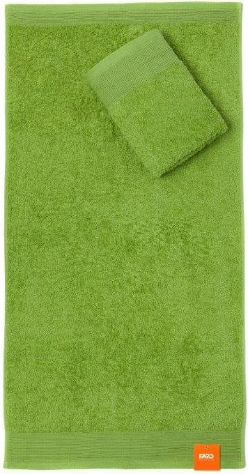 Faro Ręcznik AQUA 70x140 Frotte Zieleń Jabłkowa 500g (FAO032) 1