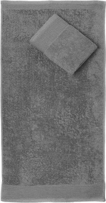 Faro Ręcznik AQUA 70x140 Frotte Szary 500g (FAO038) 1
