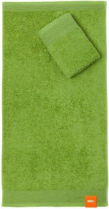 Faro Ręcznik AQUA 50x100 Frotte Zieleń Jabłkowa 500g (FAO016) 1