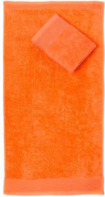 Faro Ręcznik AQUA 50x100 Frotte Pomarańcz 500g (FAO020) 1