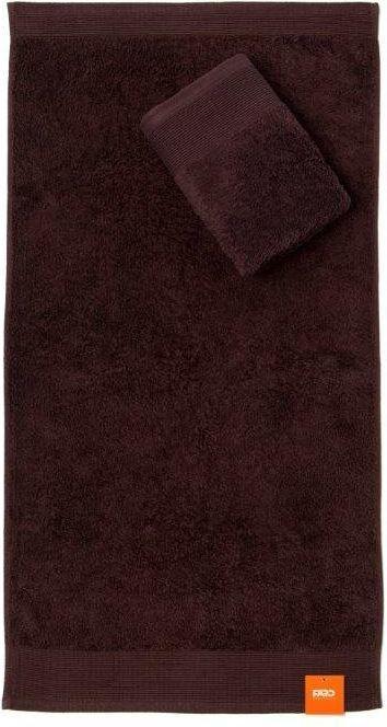 Faro Ręcznik AQUA 50x100 Frotte Brąz 500g (FAO013) 1