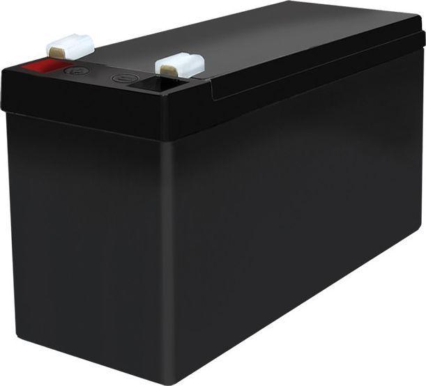 Qoltec Akumulator żelowy 12V, 9000mAh (53031) 1