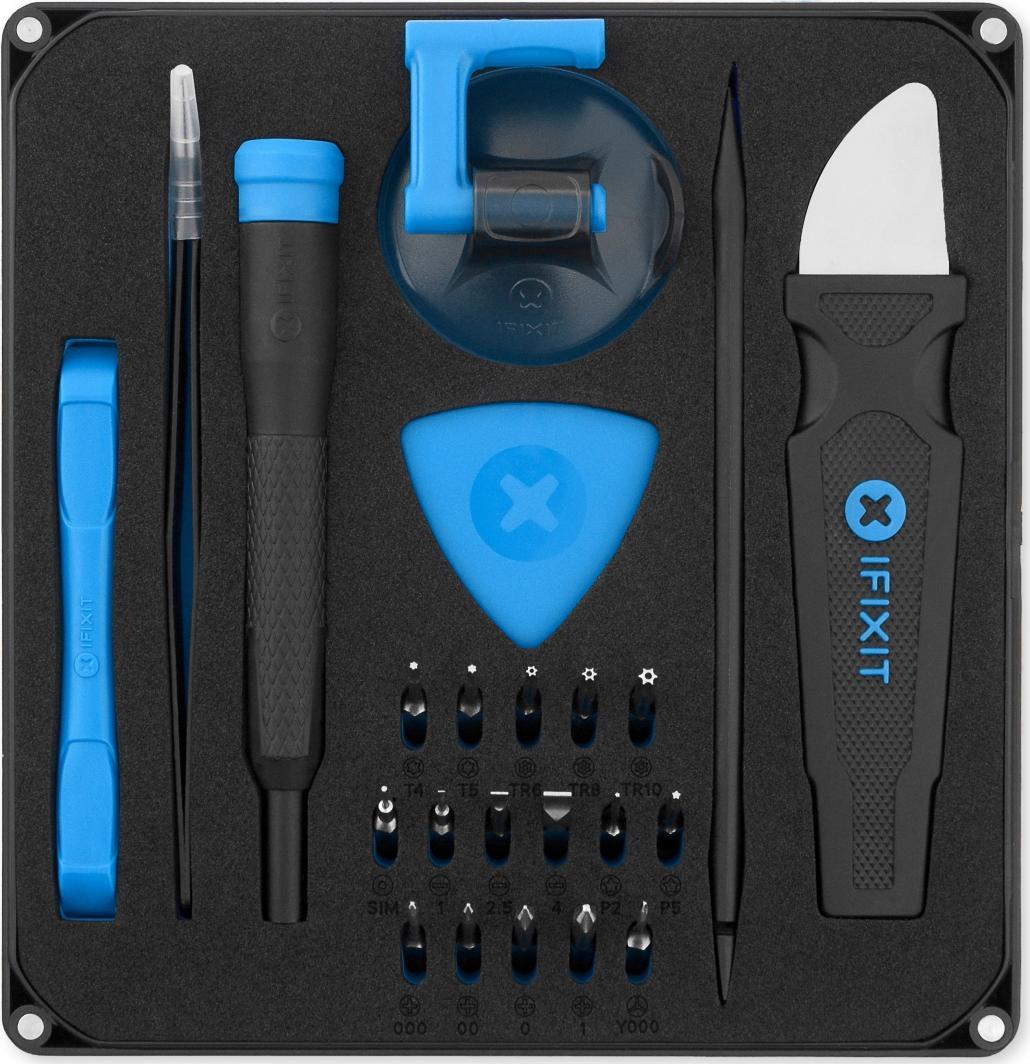 iFixit Zestaw narzędzi do smartphone i naprawy elektroniki (EU145348) 1