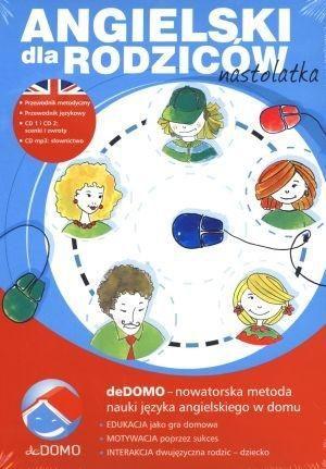Angielski dla Rodziców nastolatka. Pakiet - 145304 1