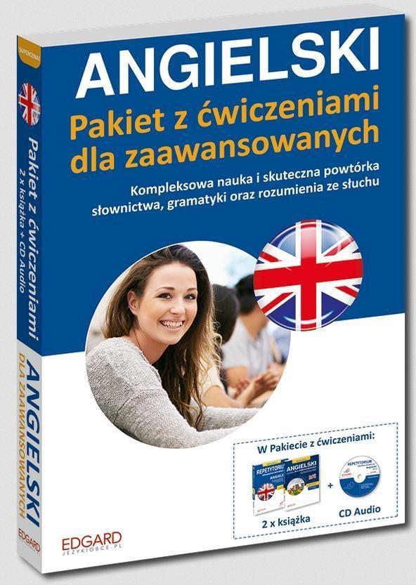 Angielski. Pakiet z ćwiczeniami dla zaawansowanych 1