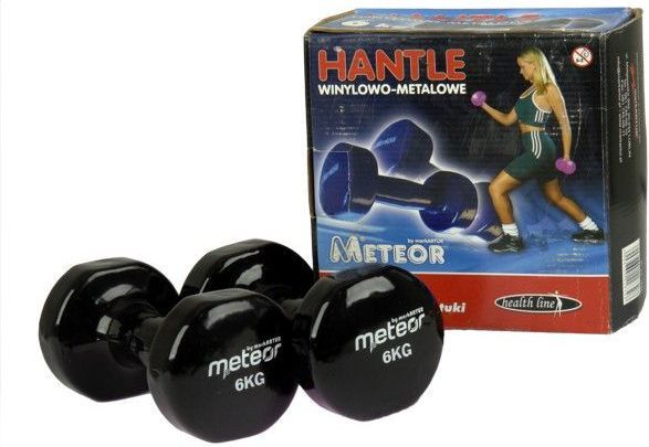 Meteor HANTLE WIN-METAL 6KG (1632) 1