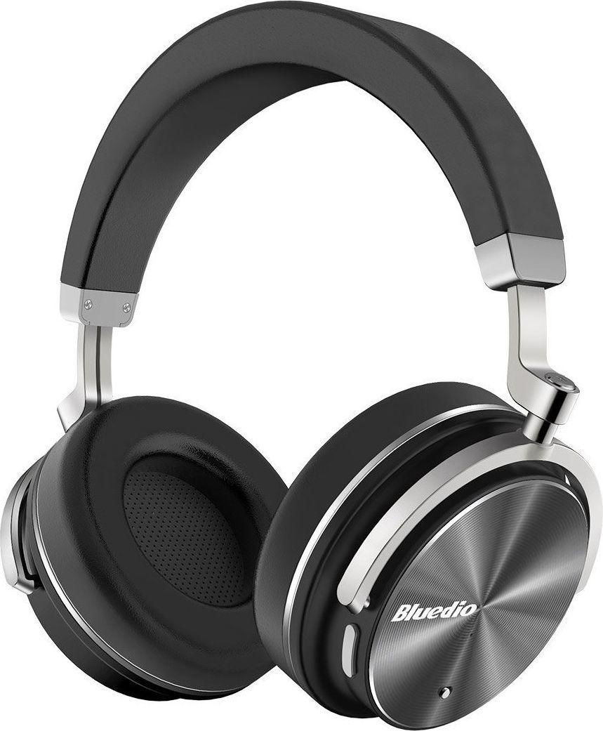Słuchawki Bluedio T4S ANC, Słuchawki Nauszne Bezprzewodowe BT (BE-T4-BK) 1