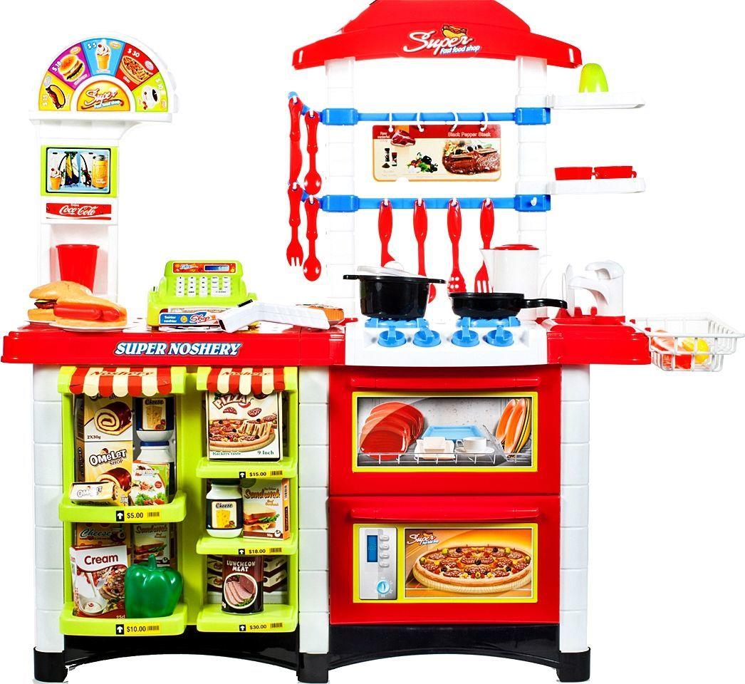 Malplay Kuchnia Ze Sklepem 101261 W Hulahop Pl