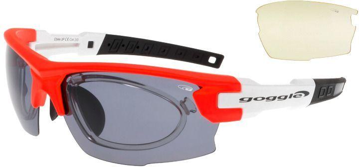 GOGGLE Okulary polaryzacyjne korekcyjne Steno P+ E844 3PR