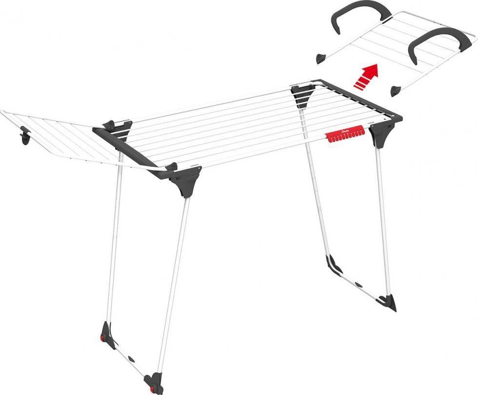 Suszarka na pranie Vileda Premium 2w1 180cm (157332) 1