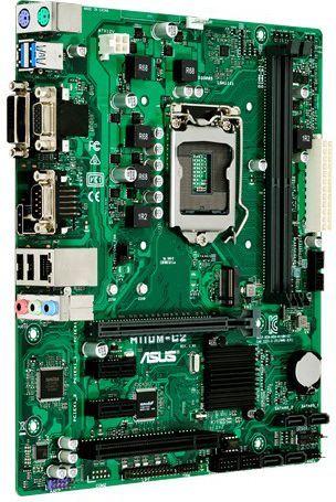 Płyta główna Asus H110M-C2/CSM (90MB0RZ0-M0EAYC) 1