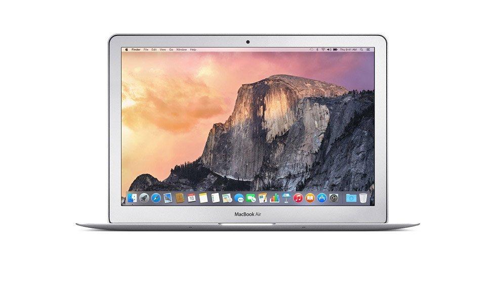 Laptop Apple Macbook Air 13 (MQD32ZE/A) 1
