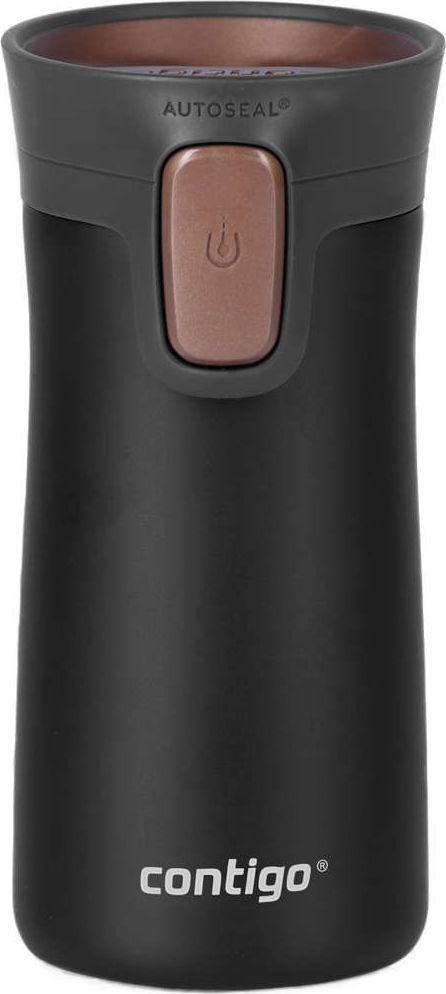 Contigo Kubek termiczny Pinnacle 300ml Black/Bronze (2095405) 1