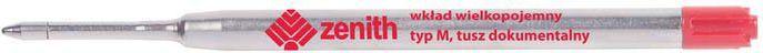 Zenith Wkład Zenith-4 czerwony - WIKR-1043386 1