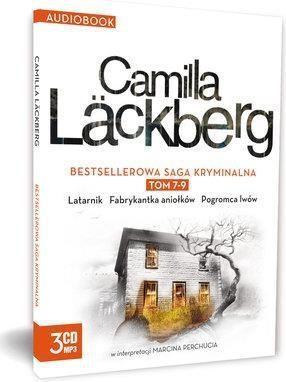 Pakiet Camilla Lackberg T.7-9 Audiobook - 220171 1