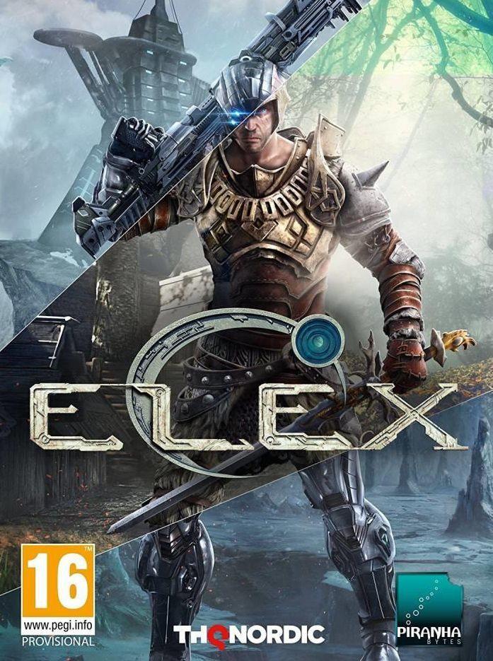 ELEX PC, wersja cyfrowa 1