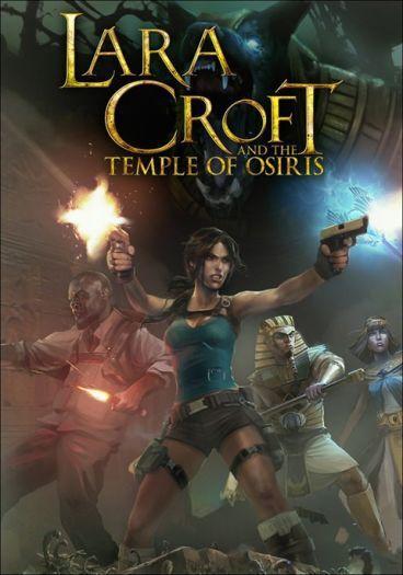 Lara Croft and The Temple of Osiris PC, wersja cyfrowa 1