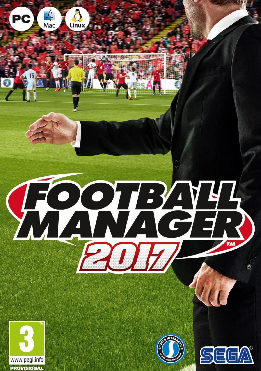 Football Manager 2017 PC, wersja cyfrowa 1