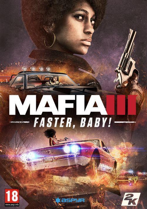 Mafia III - Faster, Baby! PC, wersja cyfrowa 1