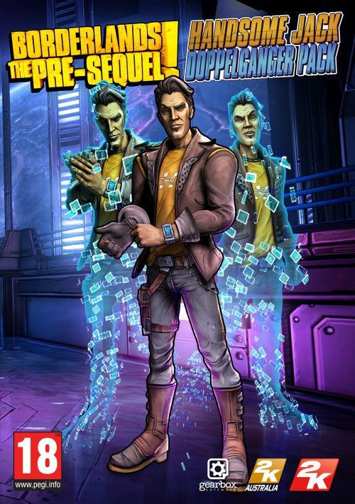 Borderlands: The Pre-Sequel! - Handsome Jack Doppelganger Pack, ESD (787938) 1
