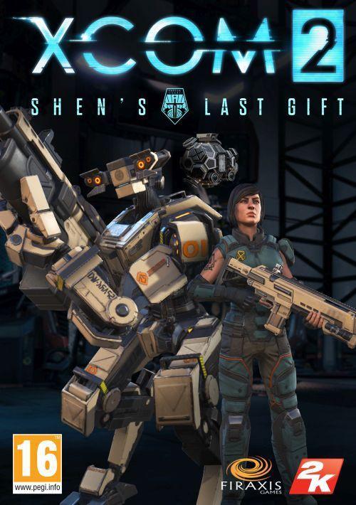 XCOM 2: Shen's Last Gift, ESD 1