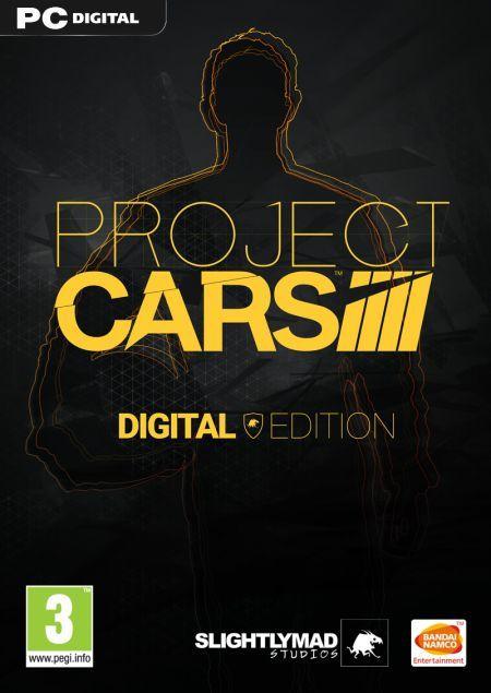 Project CARS Digital Edition PC, wersja cyfrowa 1