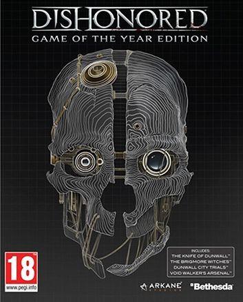 Dishonored - Game Of The Year PC, wersja cyfrowa 1