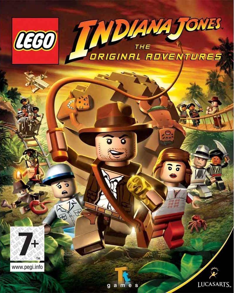 LEGO Indiana Jones: The Original Adventures PC, wersja cyfrowa 1