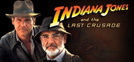 Indiana Jones and the Last Crusade PC, wersja cyfrowa 1