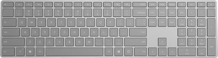 Klawiatura Microsoft SC Bluetooth Bezprzewodowa Szara US (3YJ-00019) 1