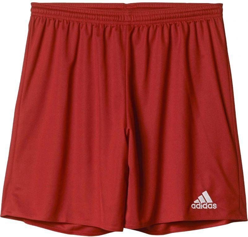 Adidas Spodenki piłkarskie PARMA 16 SHORT czerwone r. S (AJ5881) ID produktu: 1359174