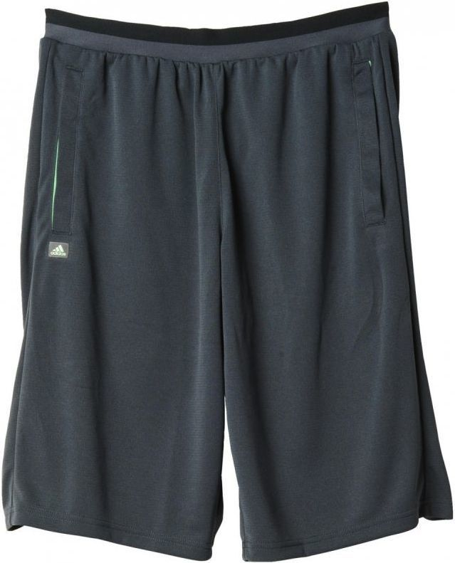 b86fd58b59d2c Adidas Spodenki piłkarskie Training Shorts Long Length grafitowe r. XS  (AC6186) w Sklep-presto.pl