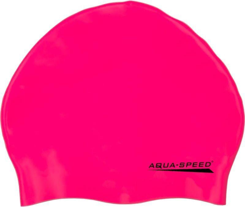 b8afa4232d3d0c Aqua-Speed Czepek pływacki Aqua-Speed silikonowy Smart różowy (1031) w Sklep -presto.pl