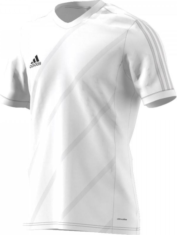 Adidas Koszulka piłkarska Tabela 14 Junior biała r. 116 (F50278) ID produktu: 1360198