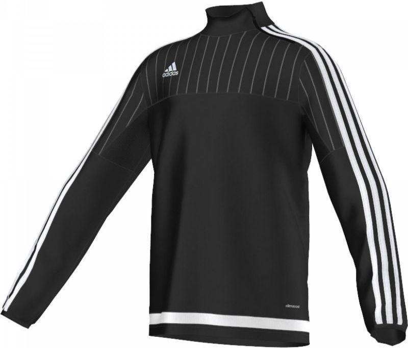 584b76af3 Adidas Bluza treningowa juniorska Tiro 15 Junior Czarna r. 116 (S22423) w  Sklep-presto.pl