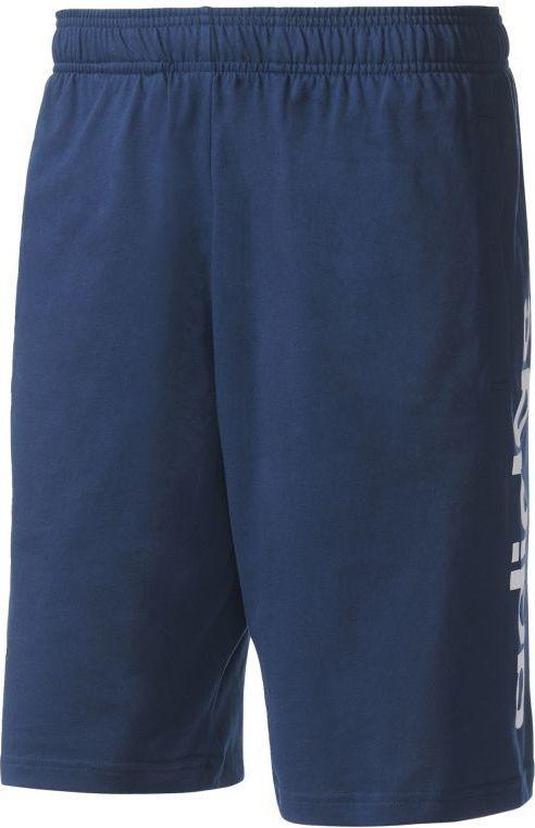 ff57ecd91 Adidas Spodenki męskie Essentials Linear Shorts granatowe r. L (BS5028)