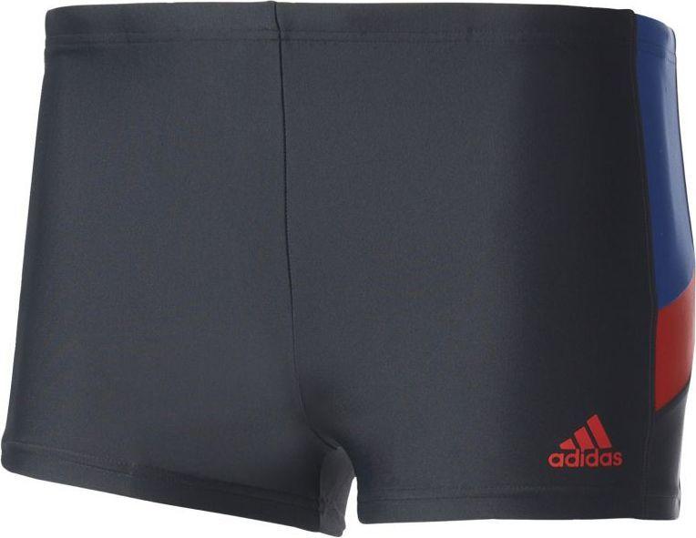 63bbc8fc91f2bd Adidas Kąpielówki Inspiration Boxer Czarno-niebiesko-czerwone, Rozmiar 7  (BP9775*7) w Sklep-presto.pl