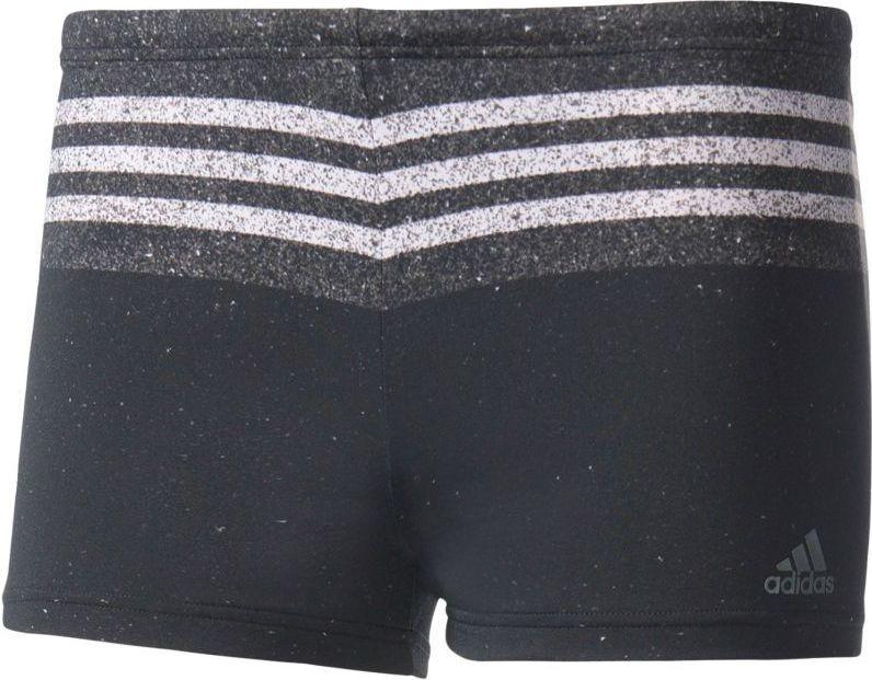 04e481e85c7817 Adidas Kąpielówki Infinitex Essence Flare 3-Stripes Boxer Czarne, Rozmiar 8  (BP9974*8) w Sklep-presto.pl