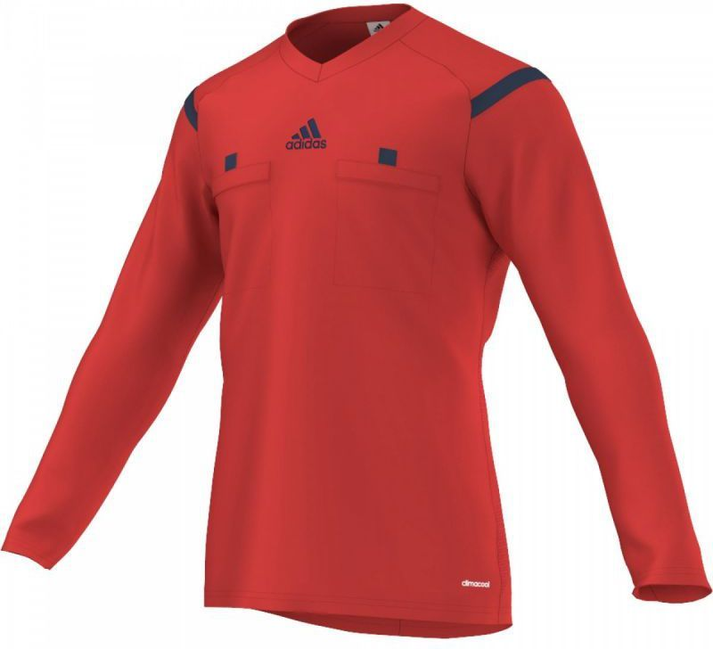 Koszulka sędziowska adidas Referee 14 ŻółtyGranatowy