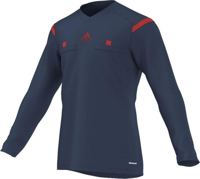 Adidas Koszulka sędziowska Referee 14 długi rękaw 14 granatowa r. XXL (G77215) ID produktu: 1363691