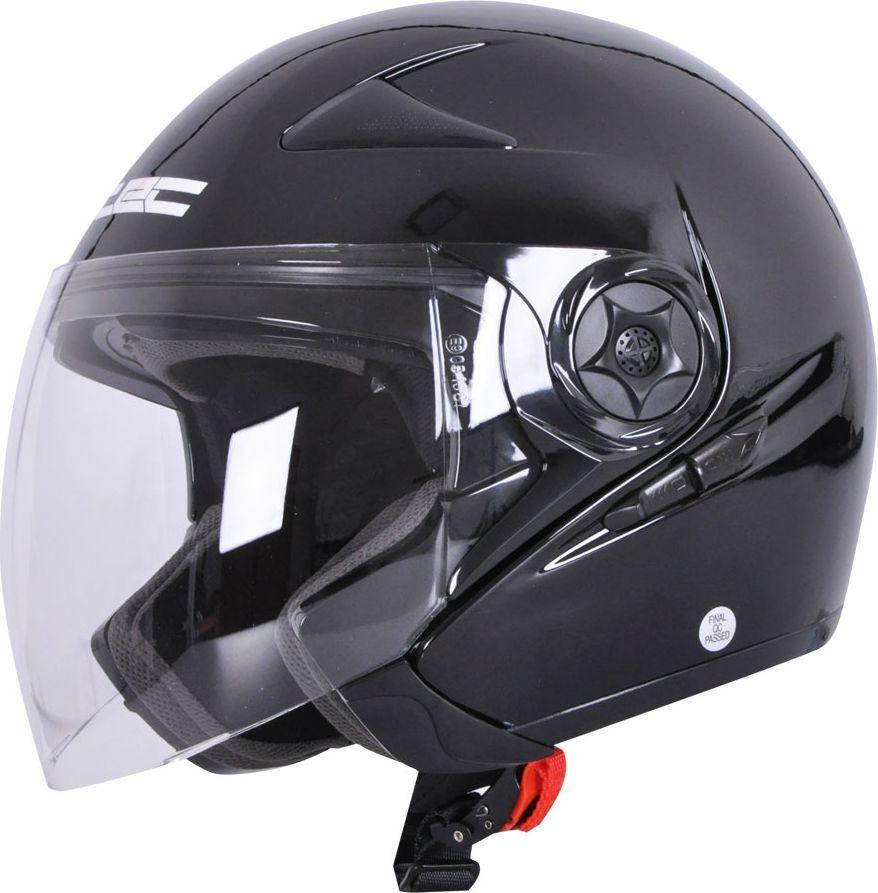 W-TEC Kask motocyklowy NK-617 czarny błyszczący r. XL (61-62) (5171) 1