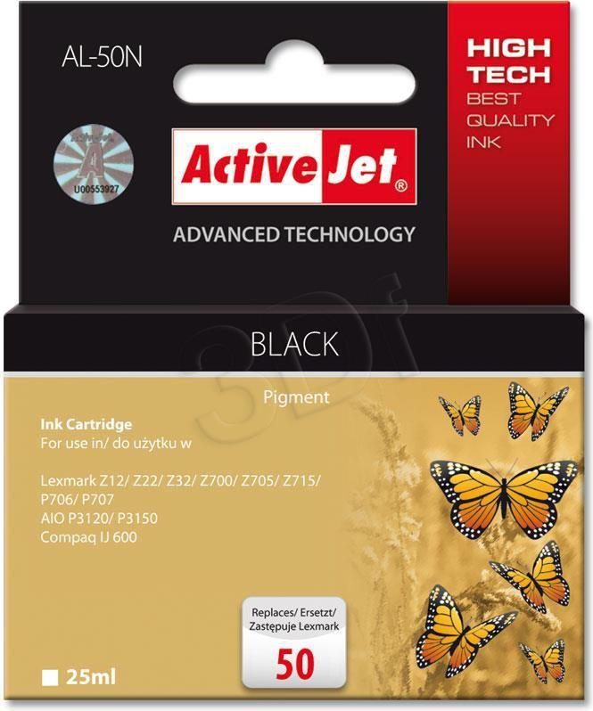 Activejet tusz AL-50N (17G0050) Black 1