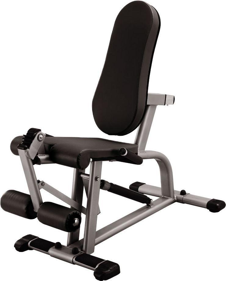 inSPORTline Maszyna na mięśnie czworogłowe uda CLE500 Body Solid Kolor Czarny (2737-1) 1