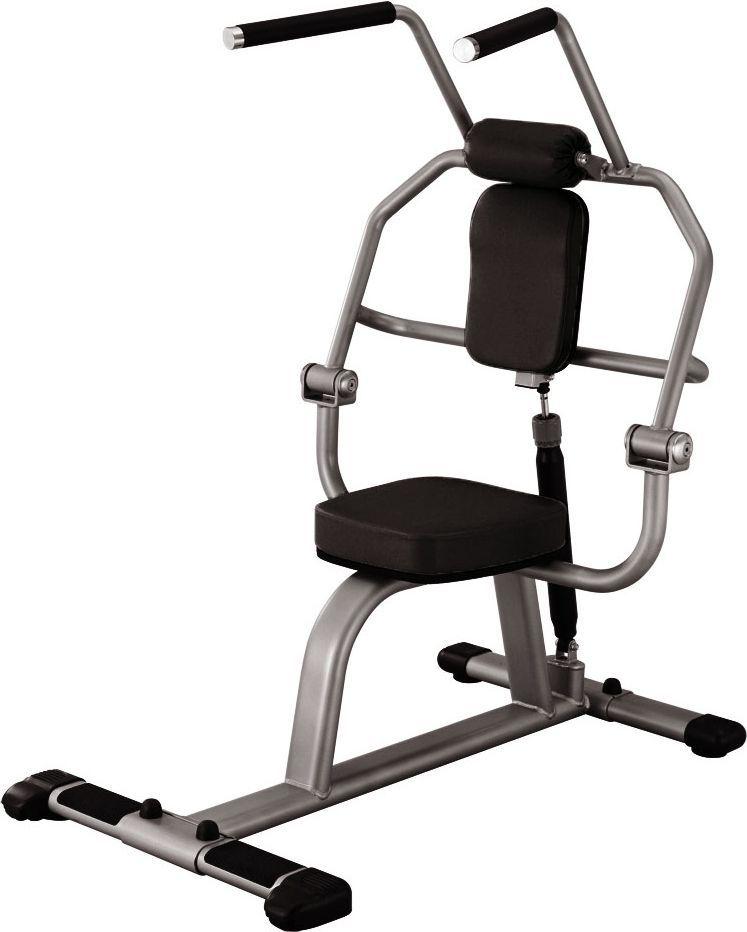 inSPORTline Maszyna na mięśnie brzucha CAB1000 Body Kolor Czarny (2742-1) 1