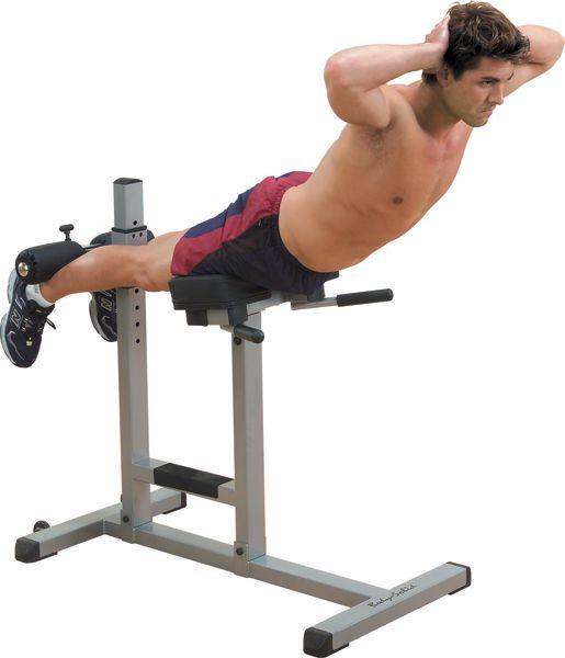 Body-Solid Ławka do ćwiczeń grzbietu GRCH322 (1156) 1