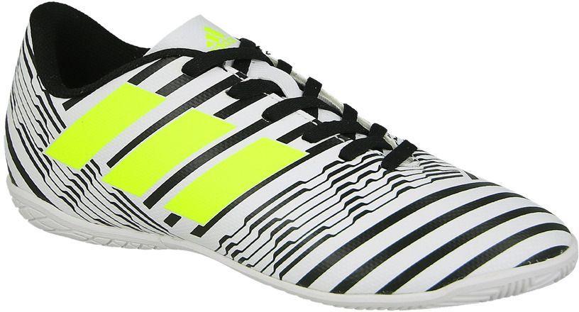 Adidas Buty Halowe Nemeziz 17.4 IN Białe r. 41 13 (S82473) ID produktu: 1369311