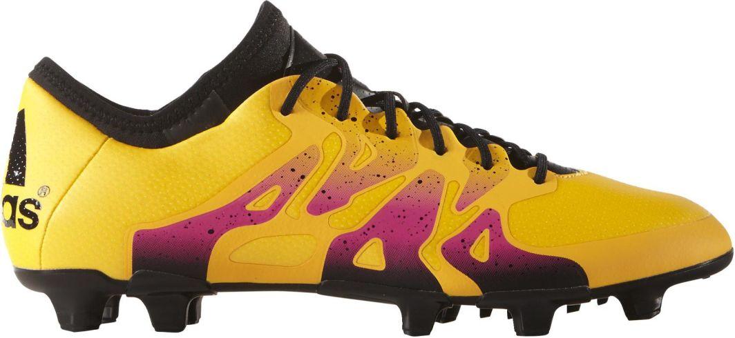 Adidas Buty piłkarskie X 15.1 FGAG pomarańczowe r. 40 (S74594) ID produktu: 1369353