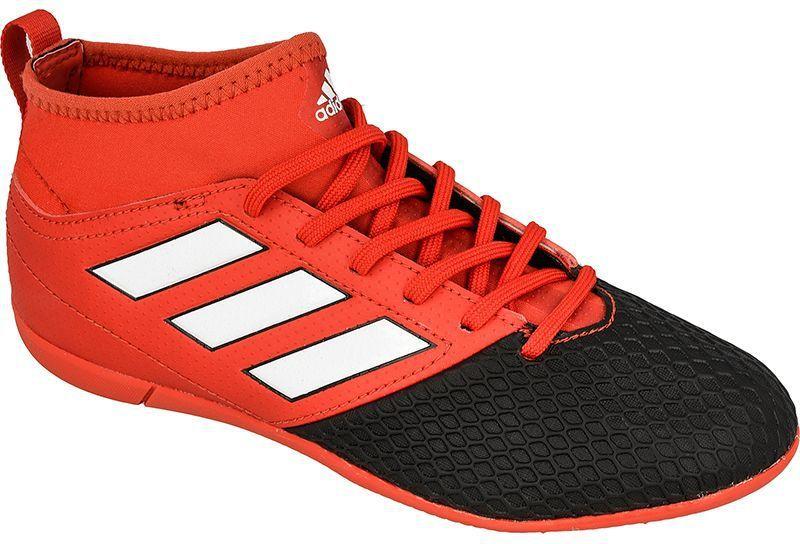 Adidas Buty halowe ACE 17.3 IN Jr Czerwone r. 36 (BA9231) w